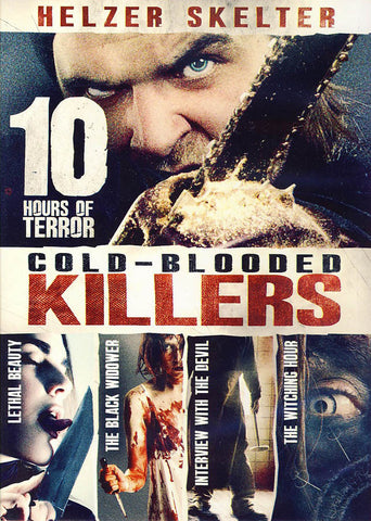 Cold Blooded Killers - The Investigators Series (Value Movie Collection) DVD Movie