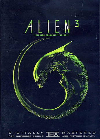 Alien 3 (Bilingual) DVD Movie