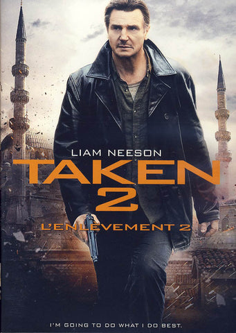 Taken 2 (Bilingual) DVD Movie