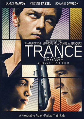 Trance (Bilingual) DVD Movie