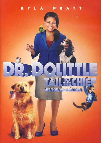 Dr. Dolittle: Tail to the Chief (Bilingual) DVD Movie