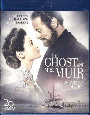 Ghost And Mrs Muir (Bilingual)(Blu-ray) BLU-RAY Movie