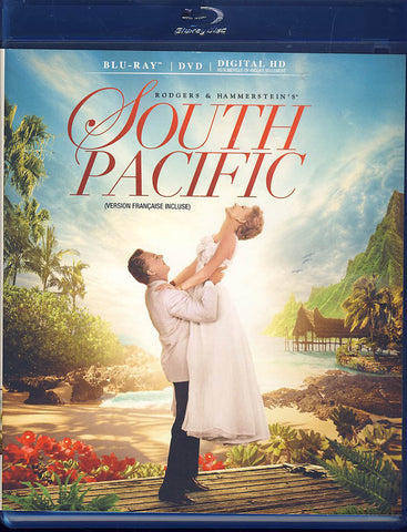 South Pacific (4-Disc Blu-ray+DVD)(Bilingual)(Blu-ray) BLU-RAY Movie