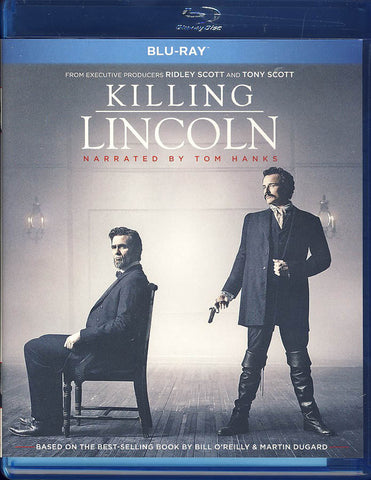 Killing Lincoln (Blu-ray) BLU-RAY Movie