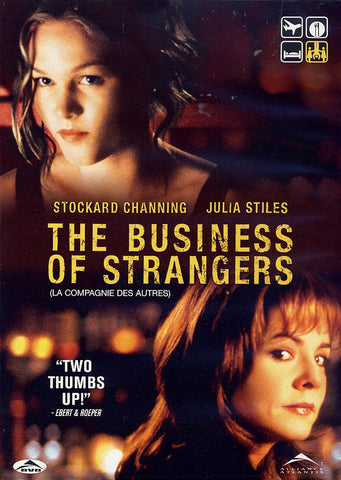 The Business of Strangers (Alliance) DVD Movie