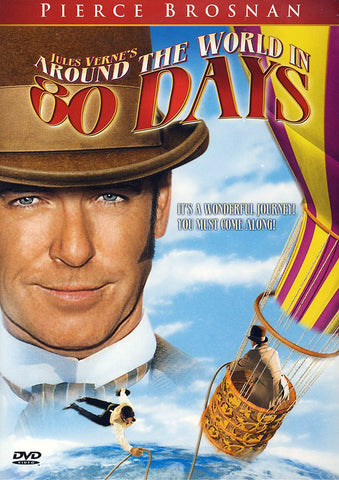 Around the World in 80 Days (Mini-Series) (Pierce Brosnan) DVD Movie