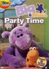 Treehouse Presents: Big & Small Party Time DVD Movie