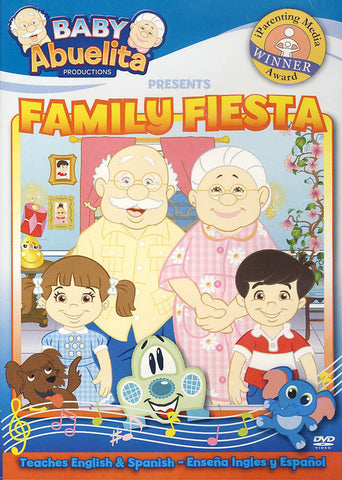 Baby Abuelita Productions Presents: Family Fiesta DVD Movie