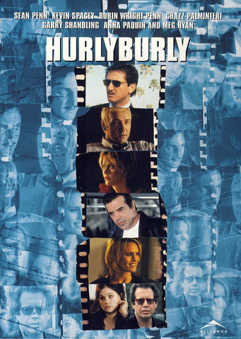 Hurlyburly (Keep case) (Alliance) DVD Movie