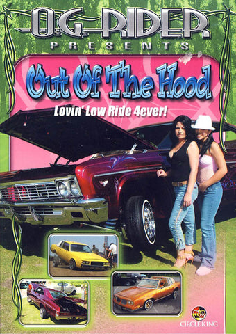 OG Rider Presents: Out of the Hood DVD Movie