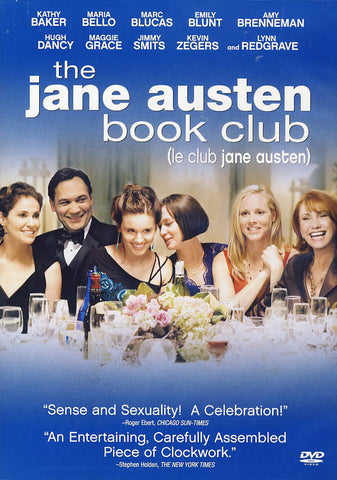 The Jane Austen Book Club (Bilingual) DVD Movie