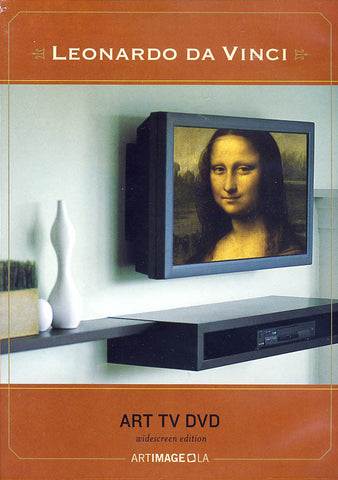 Leonardo Da Vinci (Art TV DVD) DVD Movie