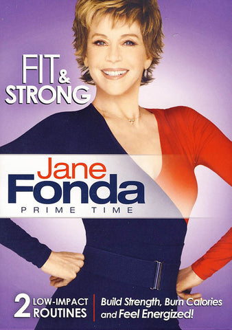 Jane Fonda: Prime Time - Fit and Strong DVD Movie