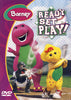 Barney: Ready, Set, Play! DVD Movie