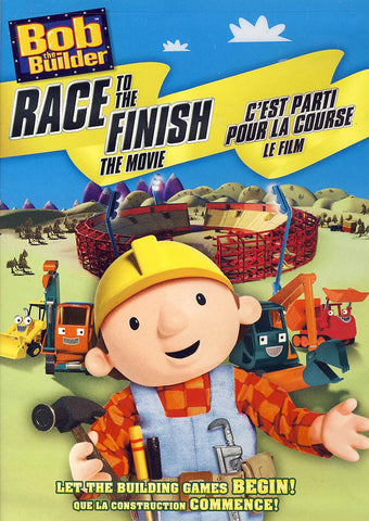 Bob the Builder: Race to the Finish - The Movie (Bilingual) DVD Movie