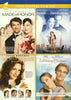 Made of Honor / Maid in Manhattan / My Best Friend s Wedding / The Wedding Planner (Four Feature Fil DVD Movie