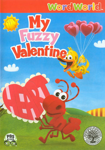 WordWorld: My Fuzzy Valentine DVD Movie