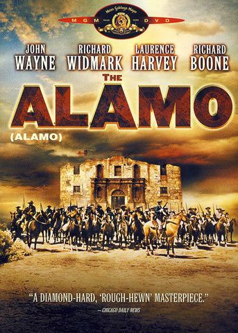 The Alamo (John Wayne) (Bilingual) DVD Movie
