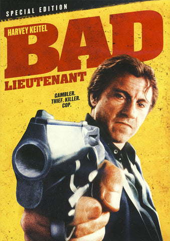 Bad Lieutenant (Special Edition) (LG) DVD Movie