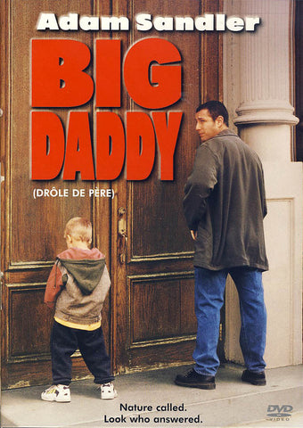 Big Daddy (Bilingual) DVD Movie