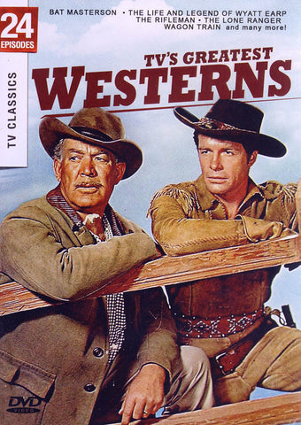 TV's Greatest Westerns (3 Disc Set) DVD Movie