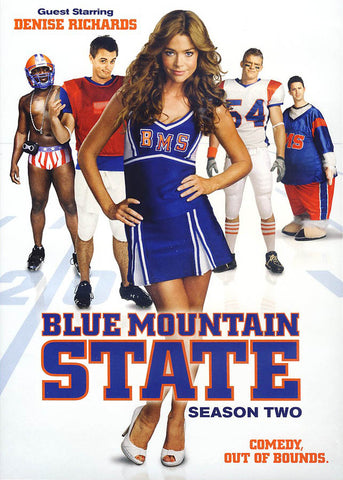 Blue Mountain State: Season 2 DVD Movie