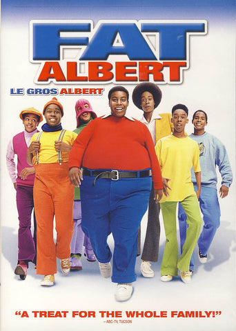 Fat Albert (Bilingual) DVD Movie