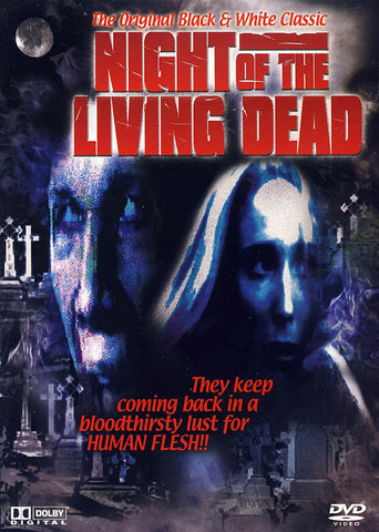 Night of the Living Dead DVD Movie
