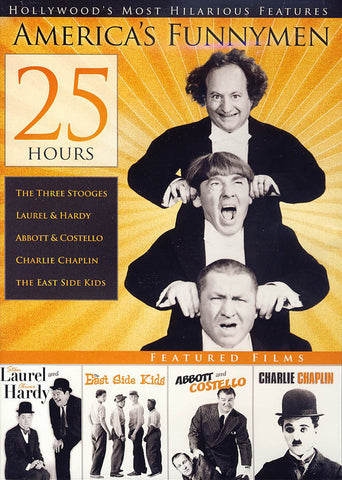 America's Funnymen - 25 Hours (Value Movie Collection) DVD Movie