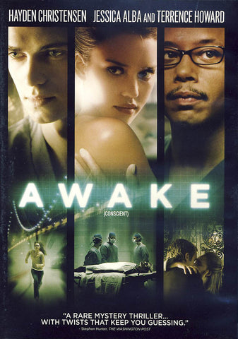 Awake (Bilingual) DVD Movie