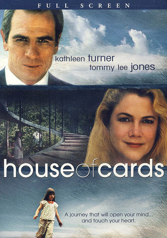 House Of Cards (Kathleen Turner) (LG) DVD Movie