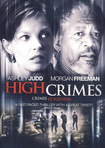 High Crimes (Bilingual) DVD Movie