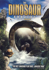 The Dinosaur Project (Bilingual)(Slipcover)