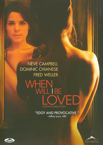 When Will I Be Loved (Bilingual) DVD Movie