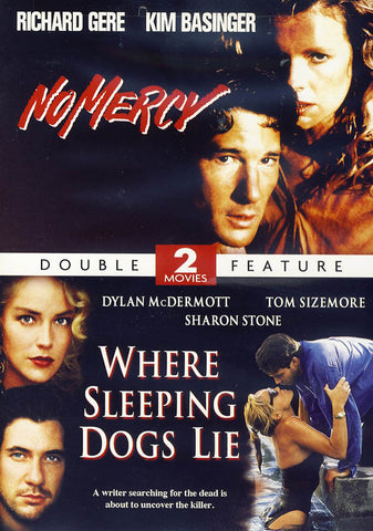 No Mercy/Where Sleeping Dogs Lie (Double Feature) DVD Movie