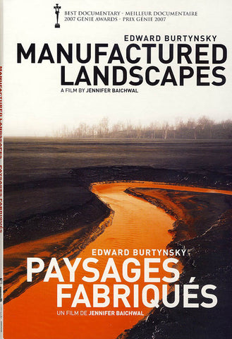 Manufactured Landscapes (Bilingual) DVD Movie