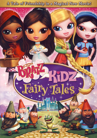 Bratz Kidz Fairy Tales DVD Movie