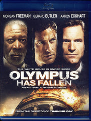 Olympus Has Fallen (Bilingual)(Blu-ray)