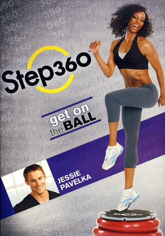 Step 360 Get On the Ball DVD Movie