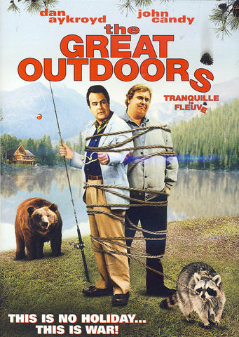 The Great Outdoors (Bilingual) DVD Movie