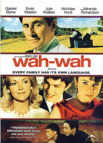 Wah-Wah (Bilingual) DVD Movie