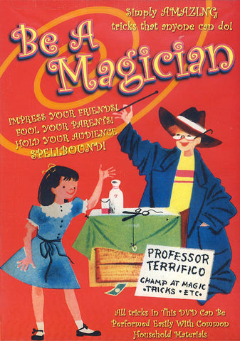 Be a Magician DVD Movie