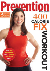 Prevention Fitness System - 400 Calorie Fix Workout