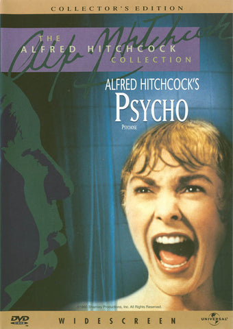 Psycho - Collector s Edition (Alfred Hitchcock) (Bilingual) DVD Movie