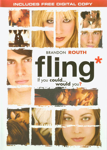 Fling (With Digital Copy) DVD Movie