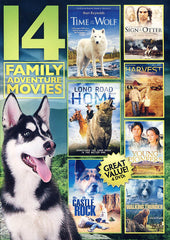 14 Family Adventure Movies (Value Movie Collection)