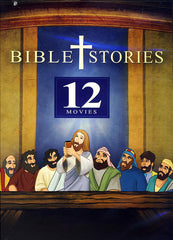 Bible Stories - 12 Movies (Animated)(Value Movie COllection)
