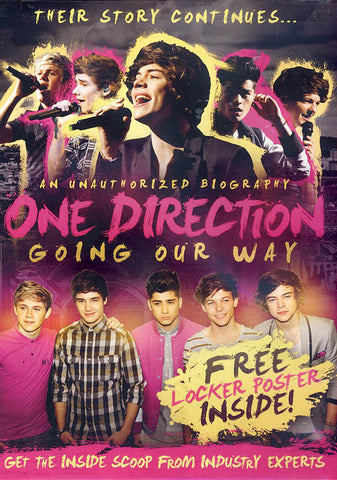 One Direction: Going Our Way (4 Bonus Movies)(Value Movie Collection) DVD Movie