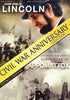 Civil War Anniversary Collection: Gore Vidal's Lincoln / The Surrender at Appomattox DVD Movie