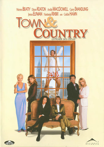 Town and Country (Kepe case) (Bilingual) DVD Movie